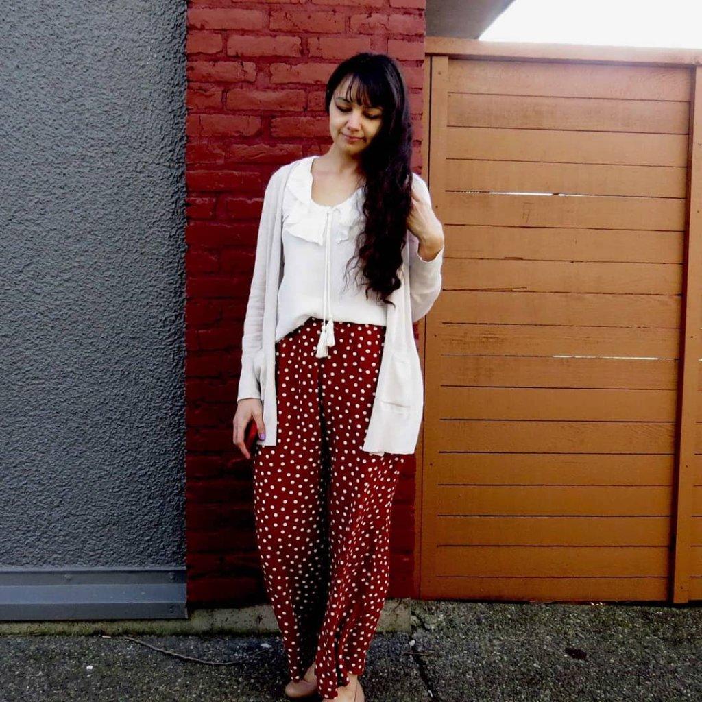 safiya trousers