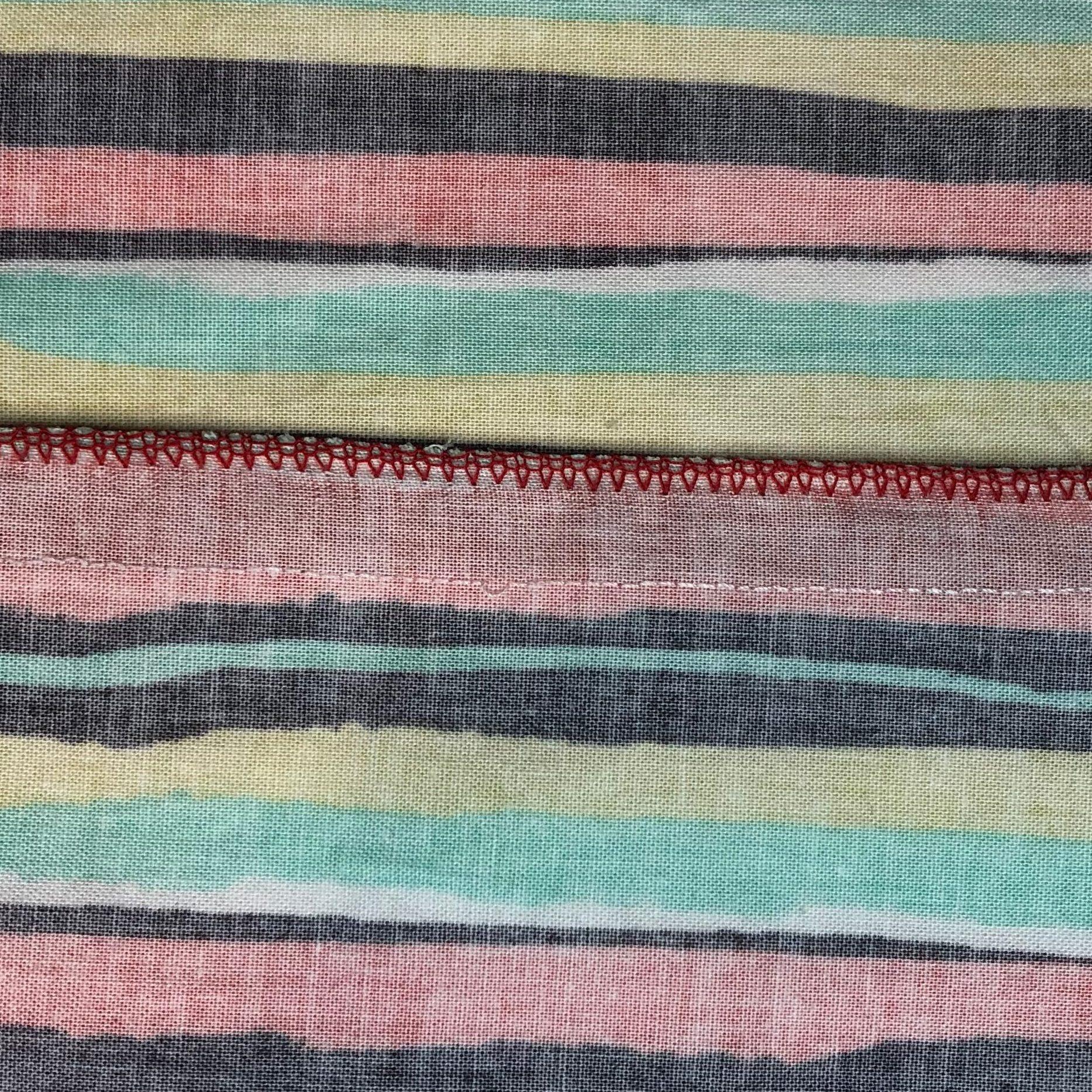 3 thread seared seam